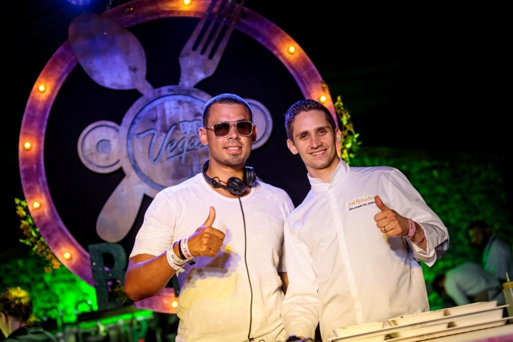 Joël Robuchon / Christophe De Lellis  tomorrowland